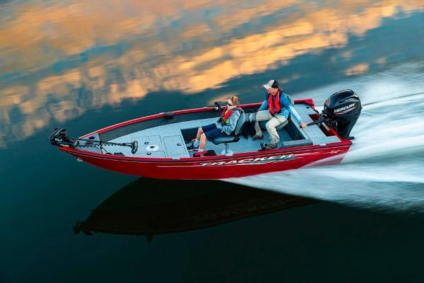 2021 Tracker Boats boat for sale, model of the boat is Super Guide V-16 T & Image # 3 of 47