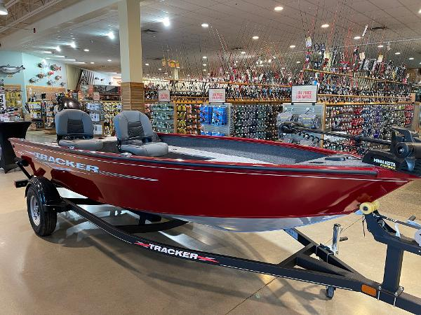2021 Tracker Boats boat for sale, model of the boat is Super Guide V-16 T & Image # 16 of 45