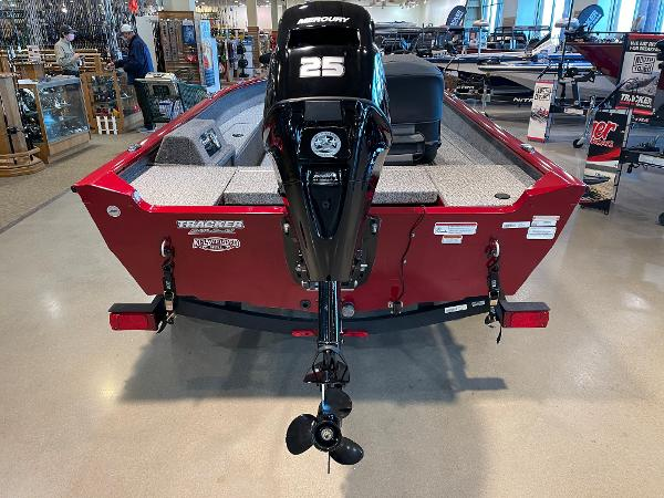 2021 Tracker Boats boat for sale, model of the boat is Super Guide V-16 T & Image # 3 of 45