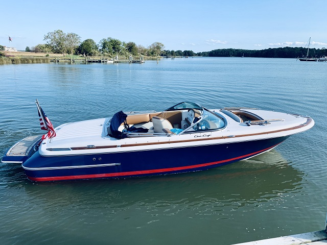 2007 CHRIS - CRAFT Lancer Heritage Edition