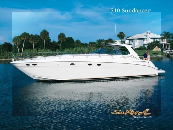 54 ft 510 Sundancer 2000