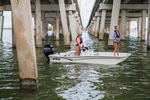 2021 Mako boat for sale, model of the boat is Pro Skiff 15 CC & Image # 2 of 48