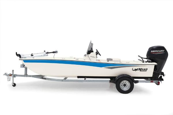 2021 Mako boat for sale, model of the boat is Pro Skiff 15 CC & Image # 15 of 48