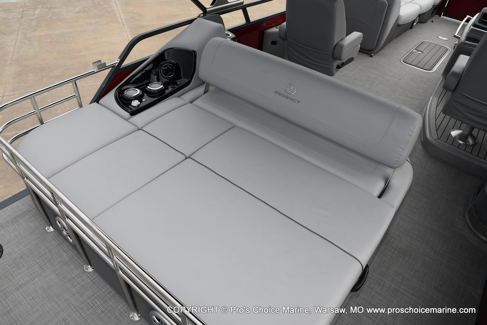 2021 Regency boat for sale, model of the boat is 250 LE3 Sport & Image # 15 of 25