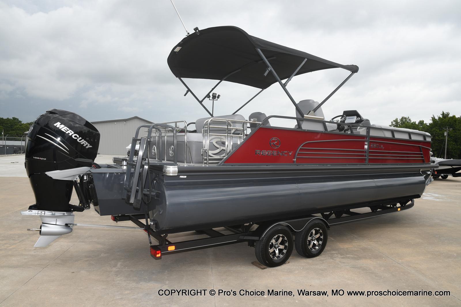 2021 Regency boat for sale, model of the boat is 250 LE3 Sport & Image # 21 of 25
