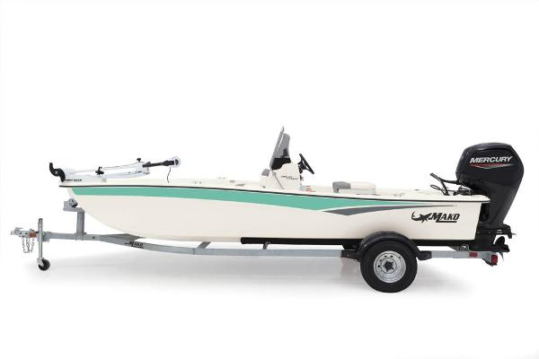 2021 Mako boat for sale, model of the boat is Pro Skiff 17 CC & Image # 9 of 48