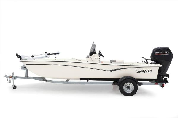 2021 Mako boat for sale, model of the boat is Pro Skiff 17 CC & Image # 14 of 51