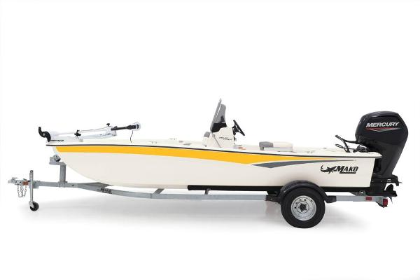 2021 Mako boat for sale, model of the boat is Pro Skiff 17 CC & Image # 13 of 48
