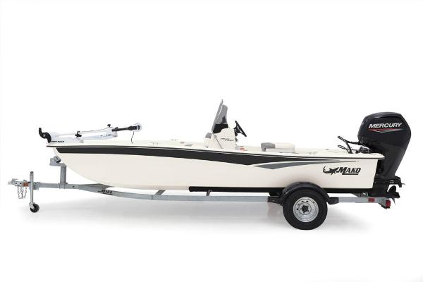 2021 Mako boat for sale, model of the boat is Pro Skiff 17 CC & Image # 14 of 48