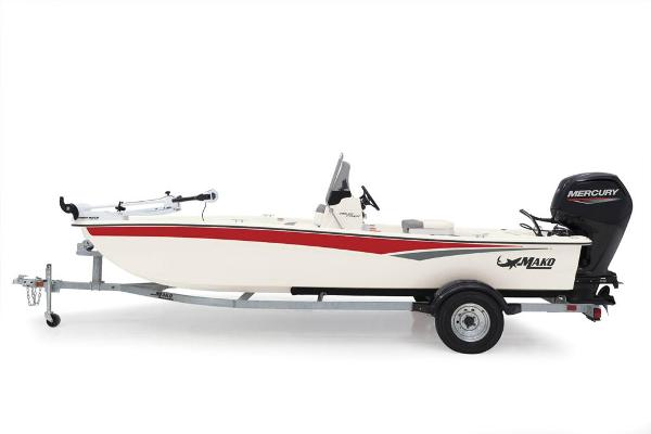2021 Mako boat for sale, model of the boat is Pro Skiff 17 CC & Image # 15 of 48