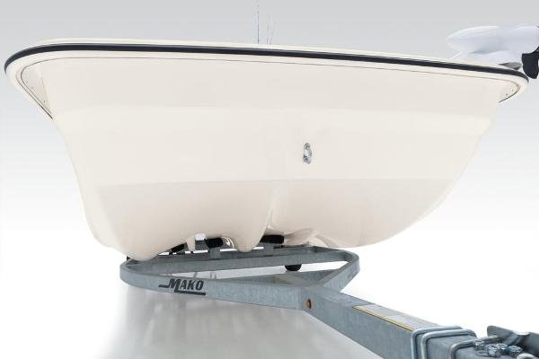 2021 Mako boat for sale, model of the boat is Pro Skiff 17 CC & Image # 34 of 51