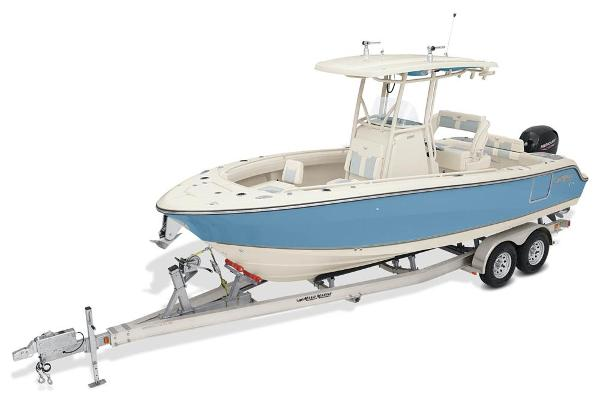 2021 Mako boat for sale, model of the boat is 236 CC & Image # 1 of 114