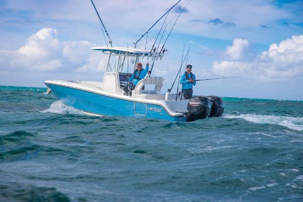 2021 Mako boat for sale, model of the boat is 236 CC & Image # 6 of 114
