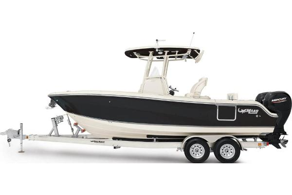 2021 Mako boat for sale, model of the boat is 236 CC & Image # 17 of 114