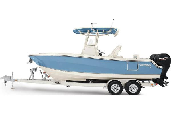2021 Mako boat for sale, model of the boat is 236 CC & Image # 18 of 114