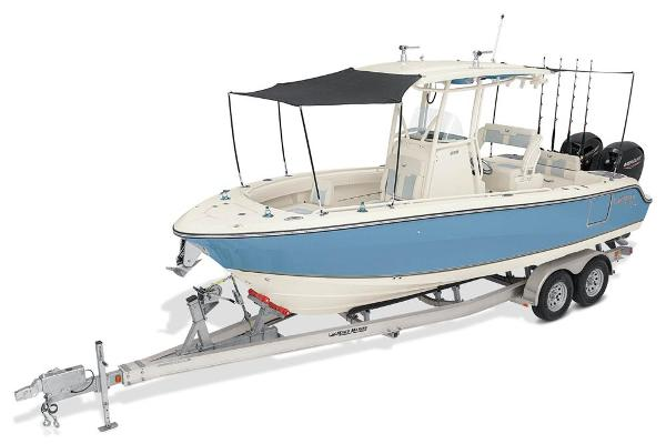 2021 Mako boat for sale, model of the boat is 236 CC & Image # 19 of 114