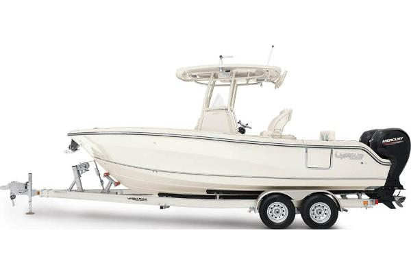 2021 Mako boat for sale, model of the boat is 236 CC & Image # 21 of 114