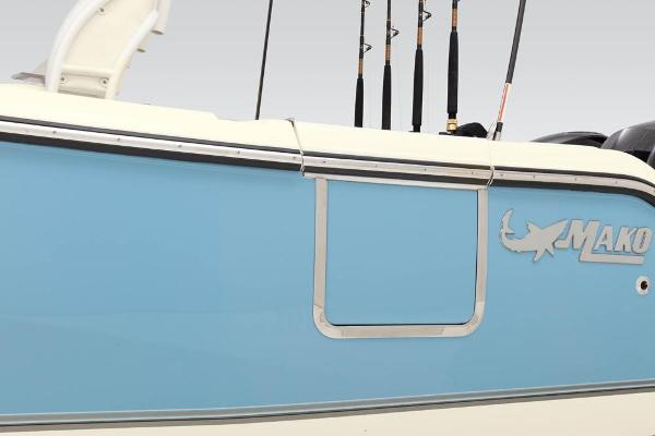 2021 Mako boat for sale, model of the boat is 236 CC & Image # 36 of 114
