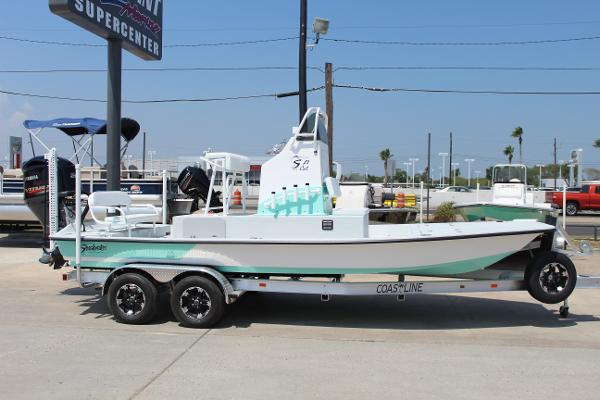 2020 Shoalwater boat for sale, model of the boat is 21 Catamaran & Image # 4 of 13