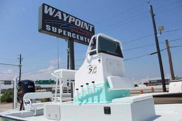 2020 Shoalwater boat for sale, model of the boat is 21 Catamaran & Image # 11 of 13
