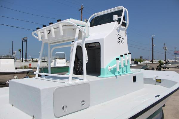 2020 Shoalwater boat for sale, model of the boat is 21 Catamaran & Image # 13 of 13