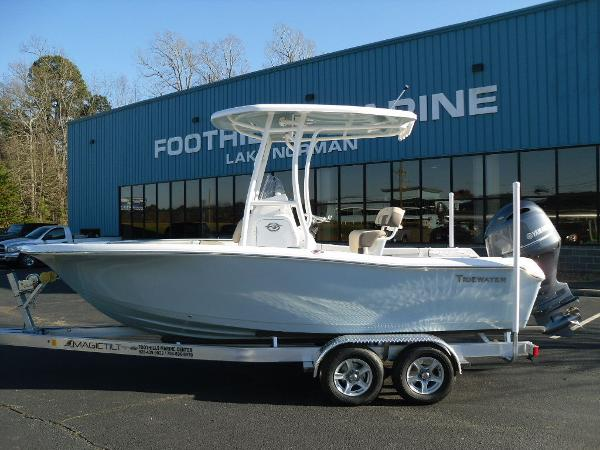 2021 Tidewater boat for sale, model of the boat is 198 CC Adventure & Image # 1 of 42