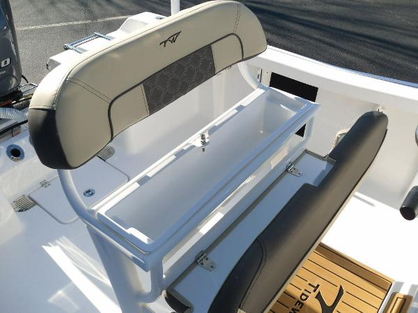 2021 Tidewater boat for sale, model of the boat is 198 CC Adventure & Image # 7 of 42