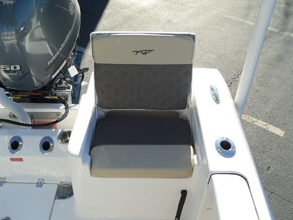 2021 Tidewater boat for sale, model of the boat is 198 CC Adventure & Image # 11 of 42