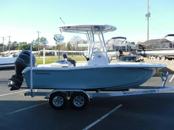2021 Tidewater boat for sale, model of the boat is 198 CC Adventure & Image # 15 of 42