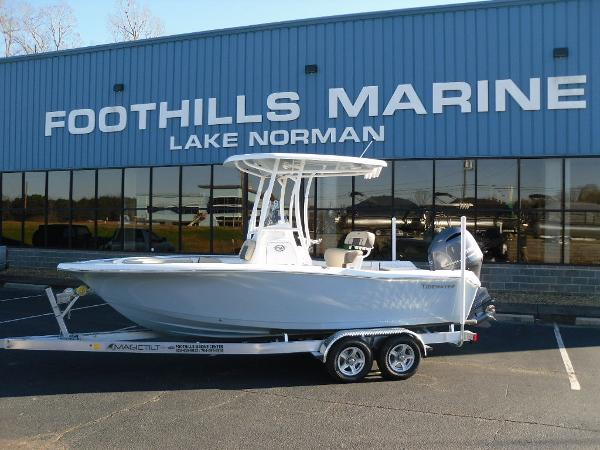 2021 Tidewater boat for sale, model of the boat is 198 CC Adventure & Image # 16 of 42