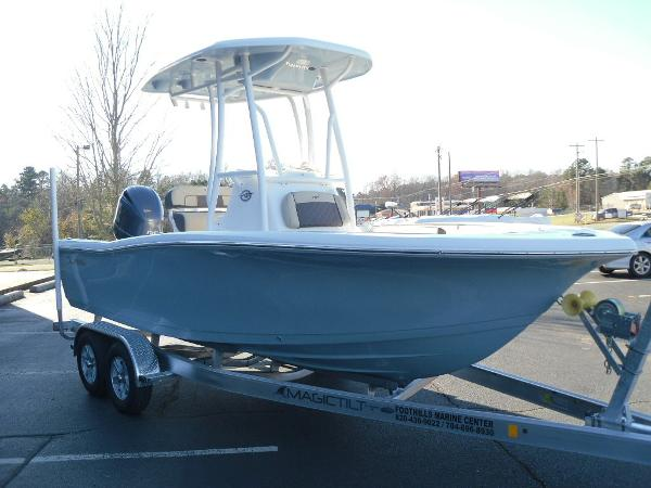 2021 Tidewater boat for sale, model of the boat is 198 CC Adventure & Image # 20 of 42