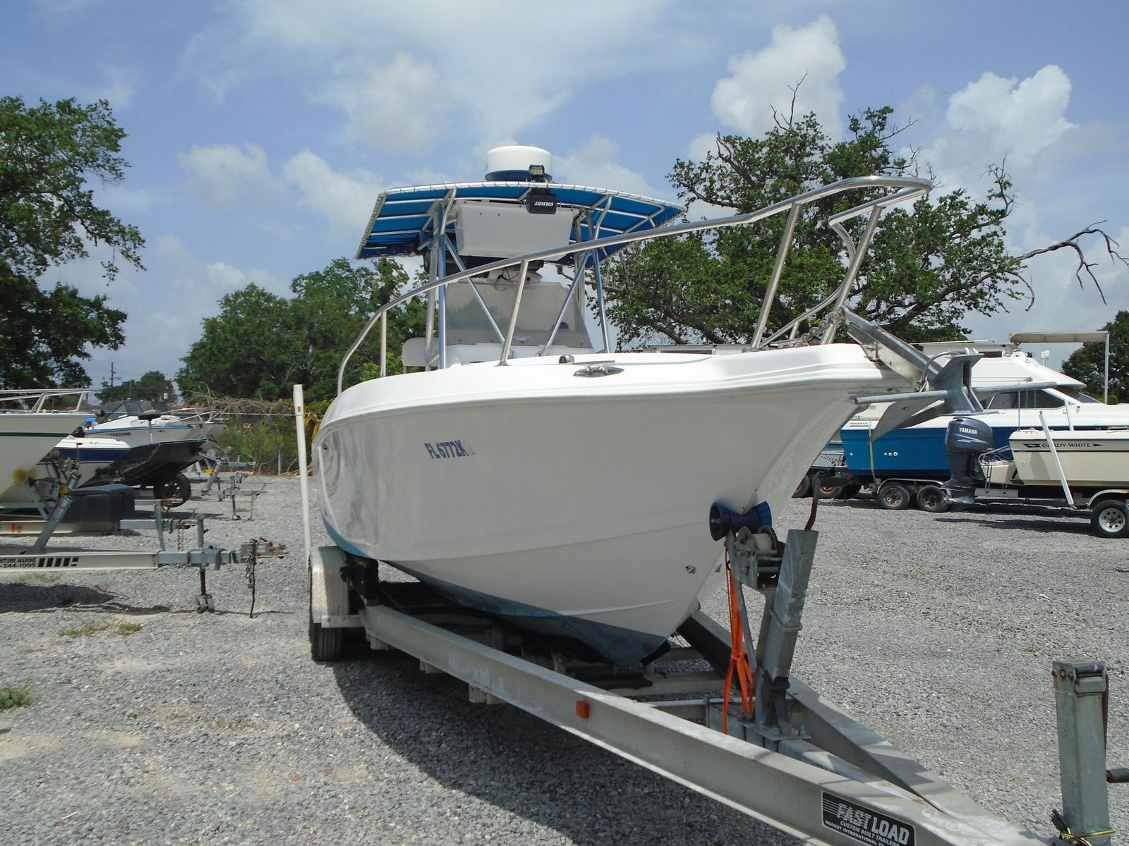 1999 Pro-Line boat for sale, model of the boat is 3000 Sport Cuddy & Image # 12 of 13