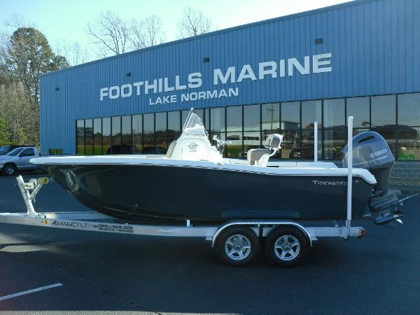 2021 Tidewater boat for sale, model of the boat is 198 CC Adventure & Image # 1 of 44