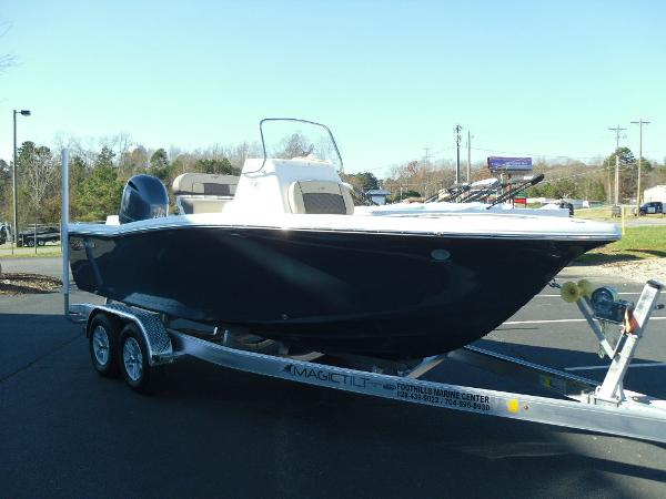 2021 Tidewater boat for sale, model of the boat is 198 CC Adventure & Image # 31 of 44