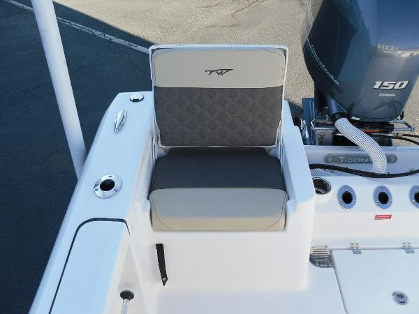 2021 Tidewater boat for sale, model of the boat is 198 CC Adventure & Image # 36 of 44