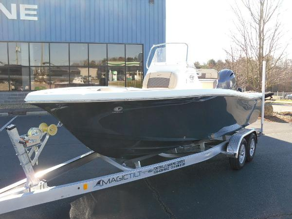 2021 Tidewater boat for sale, model of the boat is 198 CC Adventure & Image # 44 of 44