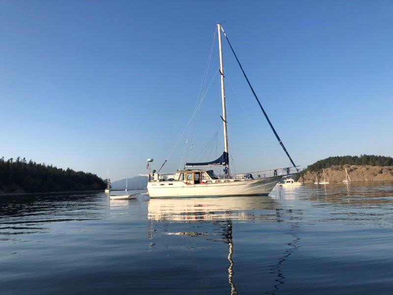 1985 Nauticat 44