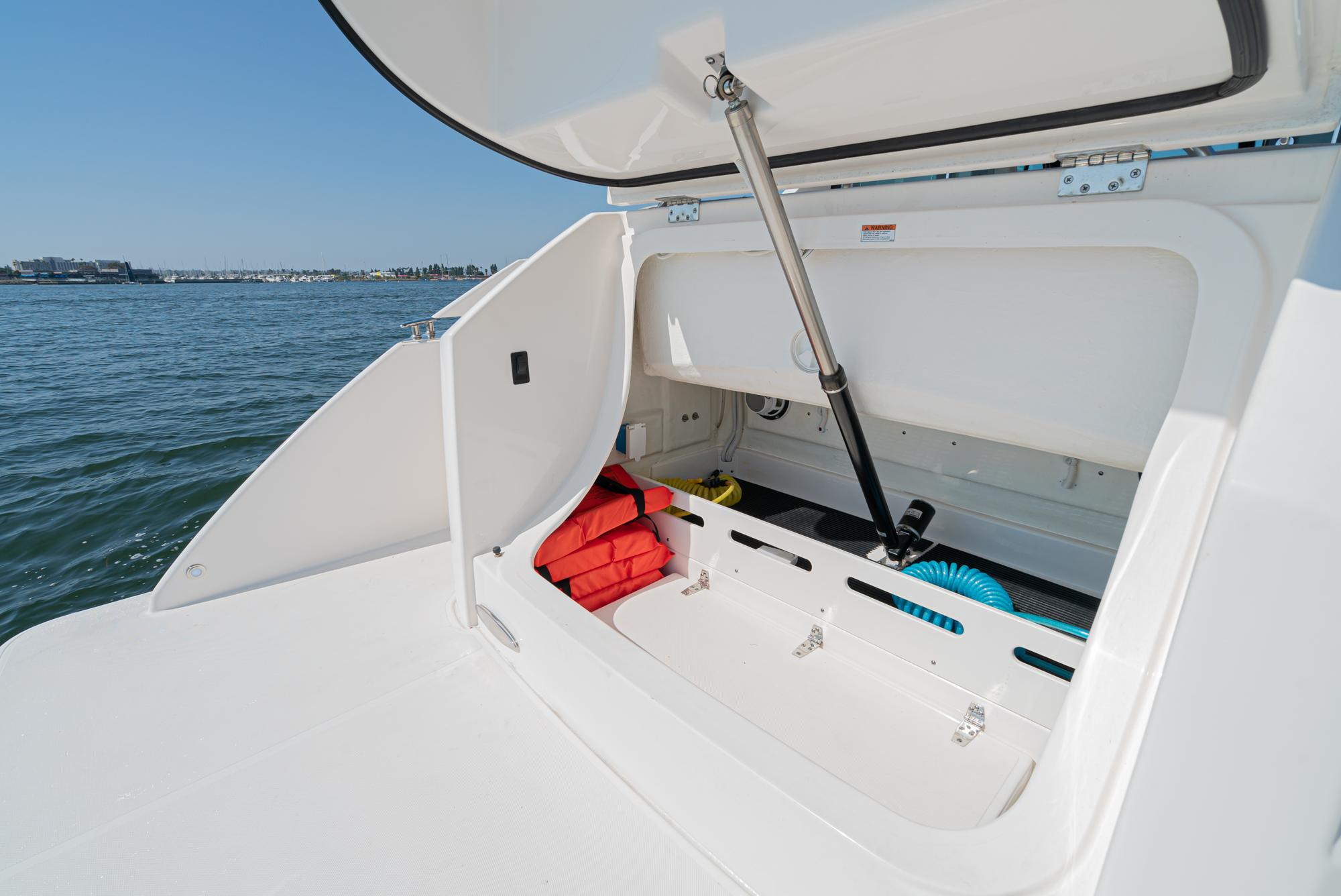 2017 Tiara Yachts 39 Coupe #TB023RM inventory image at Sun Country Coastal in San Diego