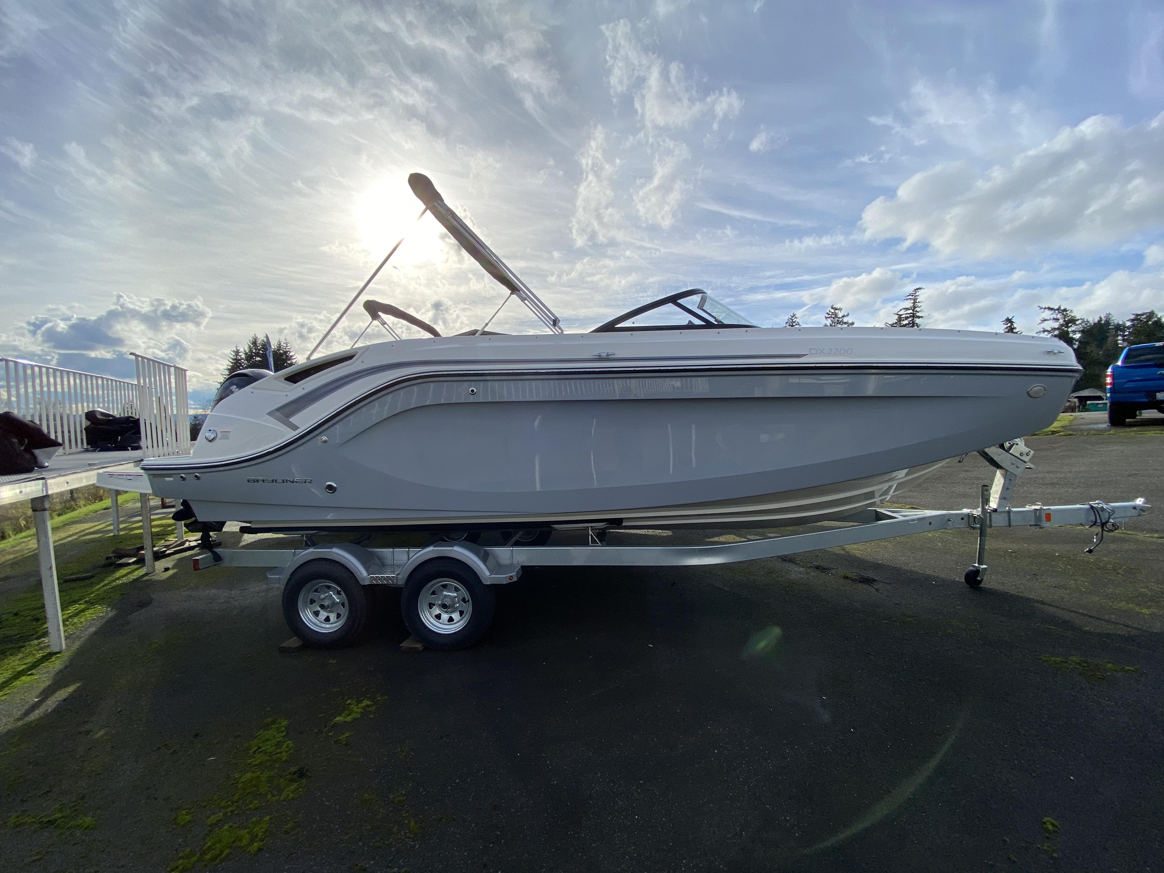 2021 Bayliner DX 2200