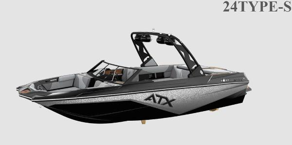 2022 ATX Surf Boats 24 Type-S thumbnail