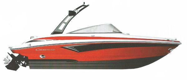 2021 Crownline 240 SS SURF thumbnail