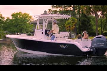 Sea Hunt Ultra 229 video