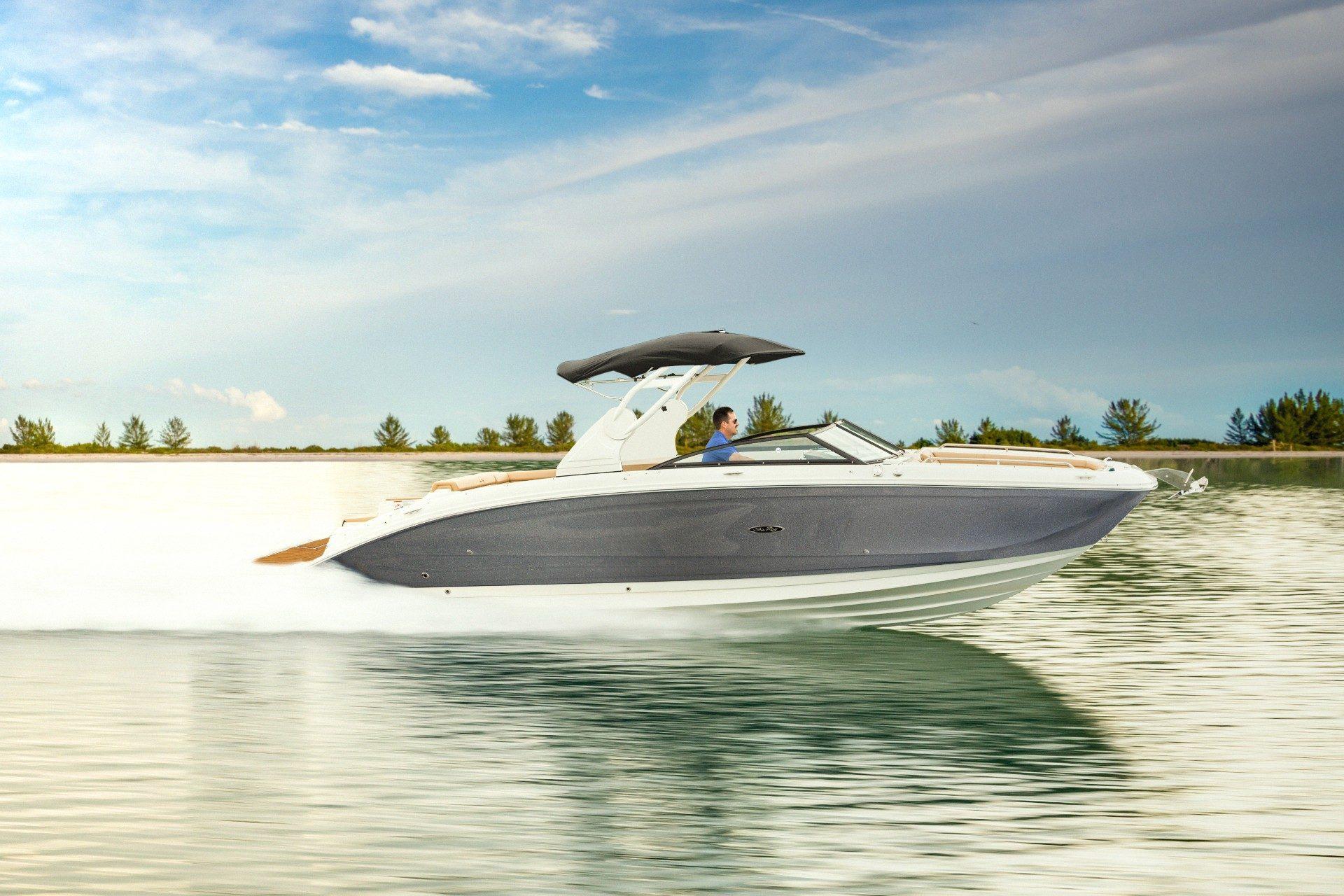 2021 Sea Ray SDX 290 thumbnail