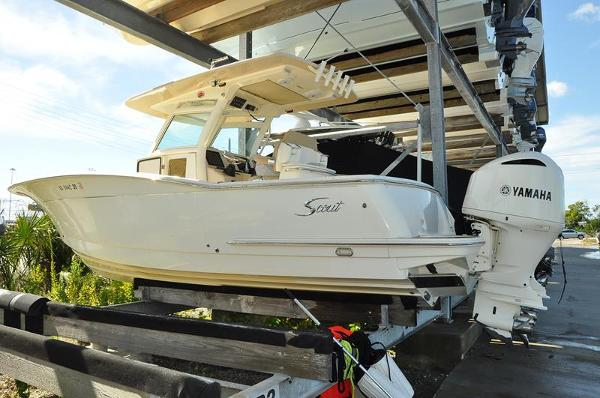 2015 Scout 300 LXF