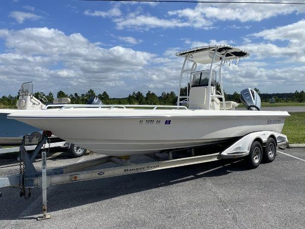 2008 ShearWater boat for sale, model of the boat is 2400 Bay & Image # 1 of 10
