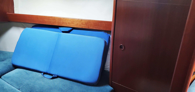 Folding Cushions