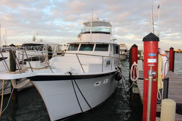 53' Hatteras 53 Motor Yacht