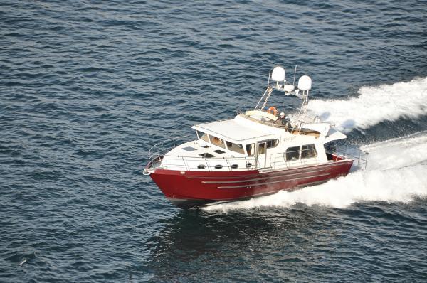 2021 EagleCraft 45' Pilot House Cruiser