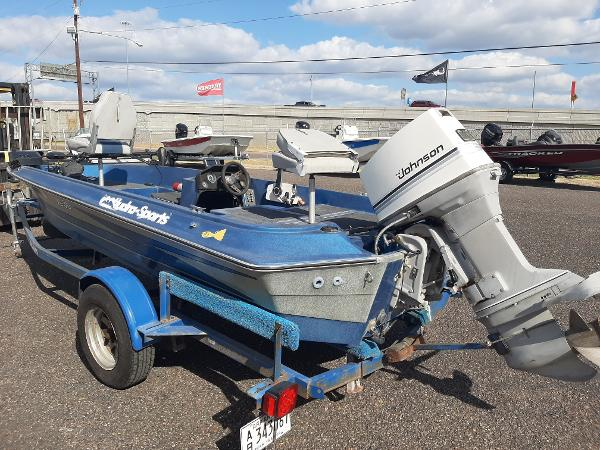 1984 Hydra-Sports boat for sale, model of the boat is VL-80 & Image # 2 of 9