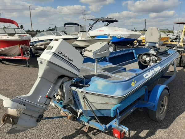 1984 Hydra-Sports boat for sale, model of the boat is VL-80 & Image # 4 of 9